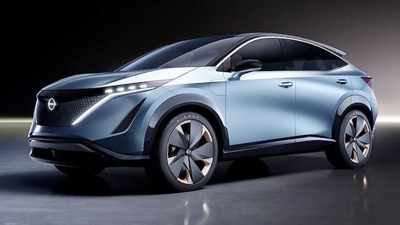 新车,SUV,疫情,日产电动汽车,日产Ariya