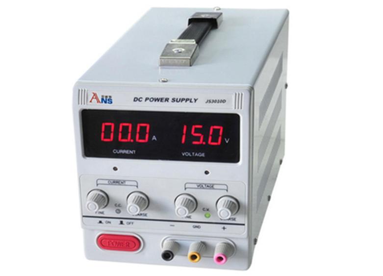 直流稳压电源的组成和功能