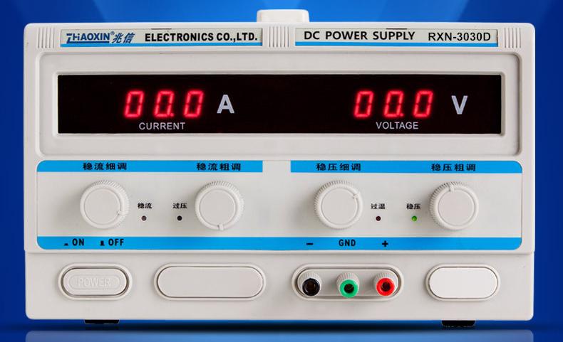 直流稳压电源的特点及应用
