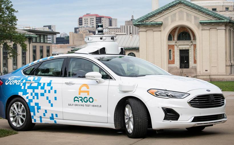 自动驾驶,Argo AI IPO