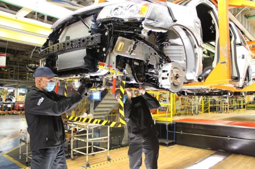 Stellantis缺芯停产小型货车
