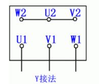 三相电动机接线端子如何接线
