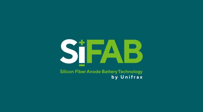 电池,Unifrax,SiFAB,硅纤维负极材料,锂离子电池,电池能量密度