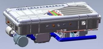 氢燃料电池工作原理