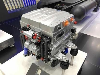 氢燃料电池的结构