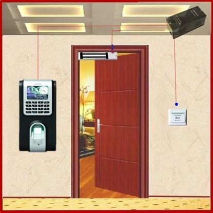 门禁系统的工作原理