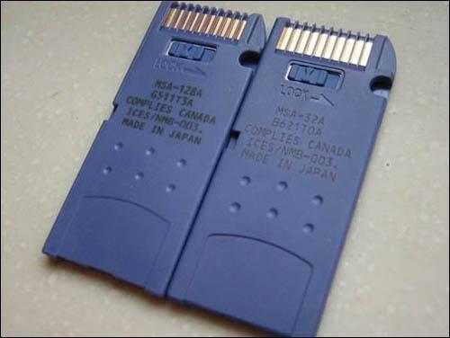 memory stick是什么卡