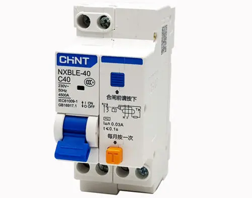 漏电断路器的功能及作用