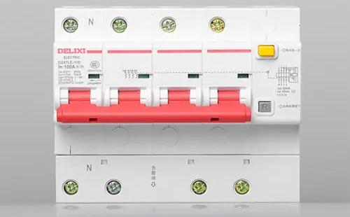 漏电保护器的工作原理