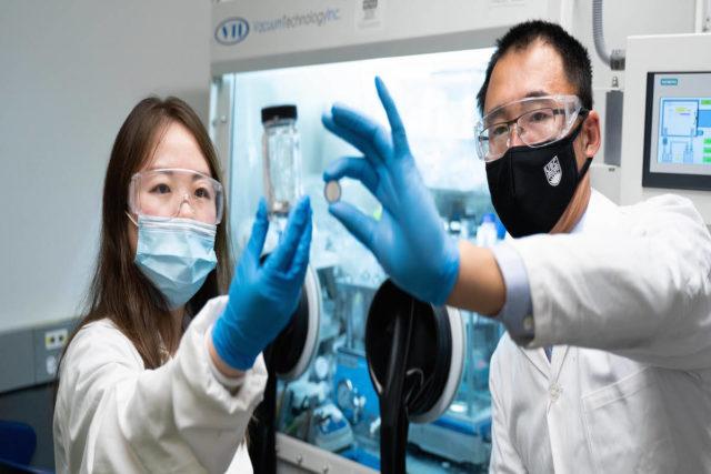 前瞻技术,太平洋气候解决方案研究所PICS,工业副产品碲,锂硫电池,维多利亚大学