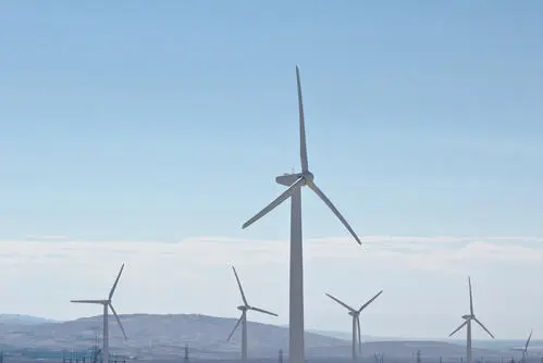 风力涡轮机的工作原理