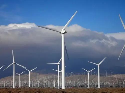 风力涡轮机的特点
