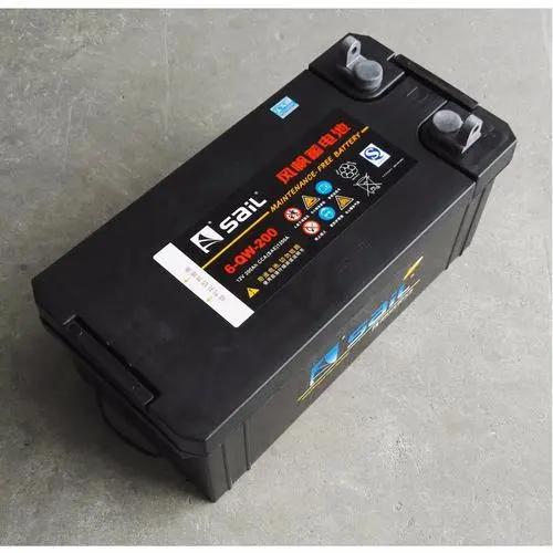 免维护蓄电池与加液蓄电池区别