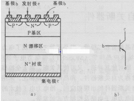 电力晶体管分类及图形符号