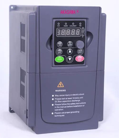 水泵变频器的工作原理