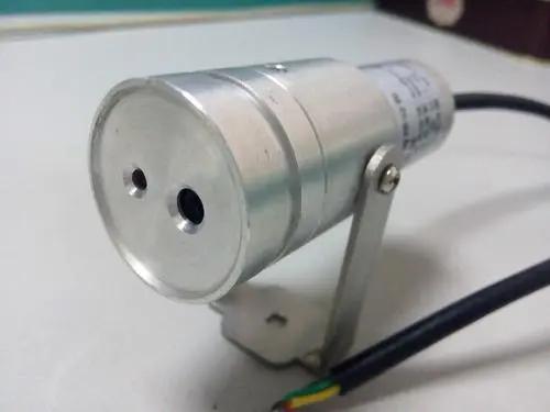 红外温度传感器工作原理