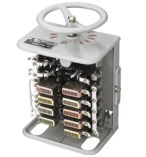 凸轮控制器工作原理