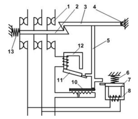 低压断路器的工作原理