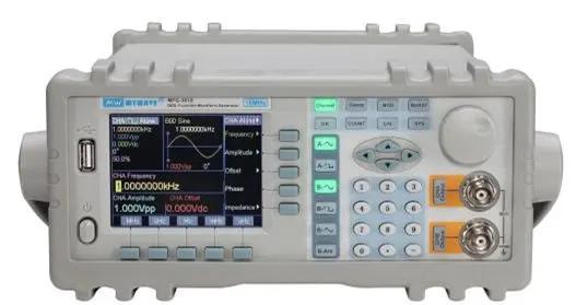 什么是函数信号发生器