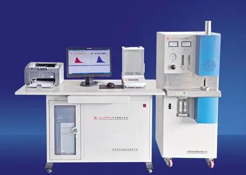 碳硫分析仪校准方法