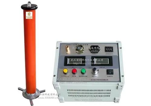 直流高压发生器的使用方法
