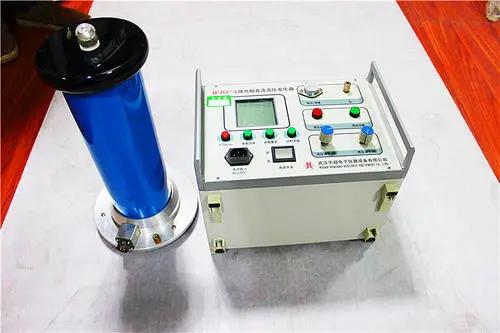 直流高压发生器的作用