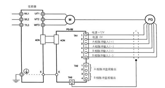 旋转编码器接线图讲解