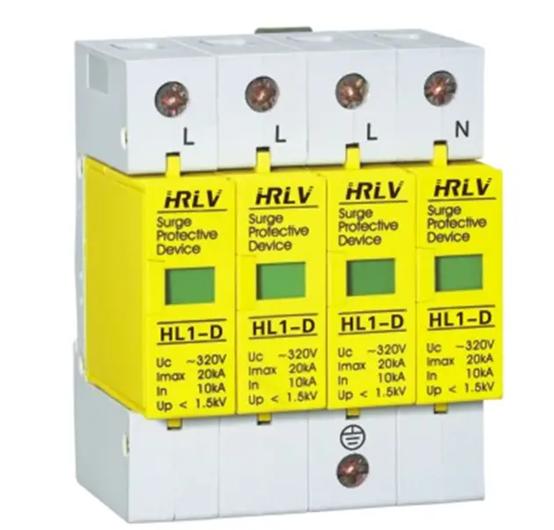 电涌保护器安装要求