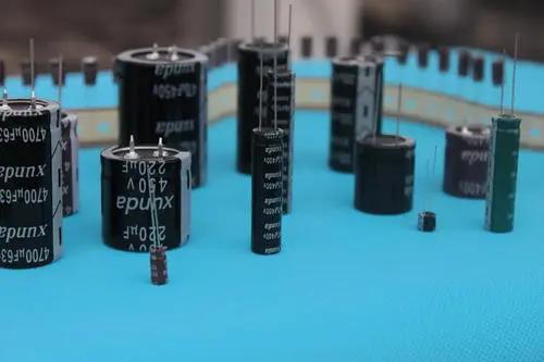 铝电解电容器生产工艺流程