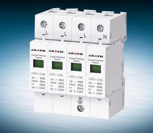 电涌保护器起什么作用
