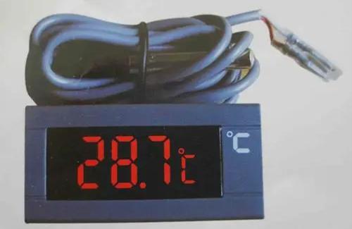 数字温度计准确吗