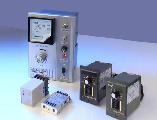 直流电机调速器工作原理