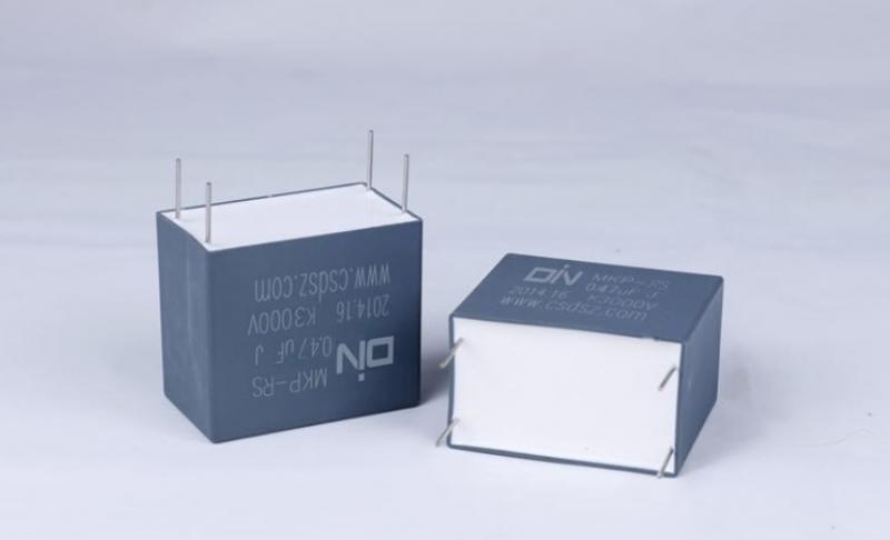 薄膜电容器生产流程
