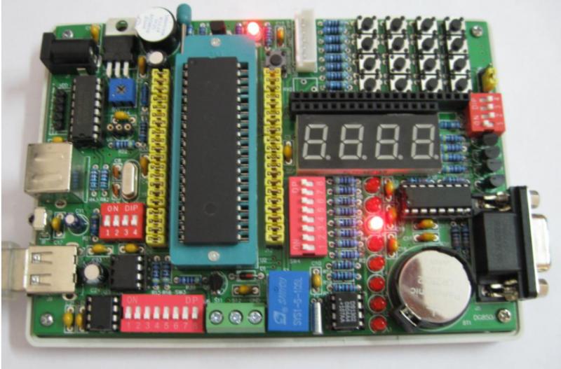 单片机开发板有什么用