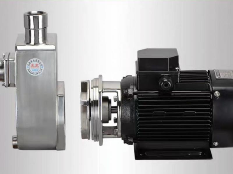 自吸泵和离心泵区别