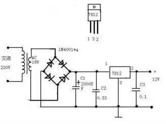 电源滤波器原理图