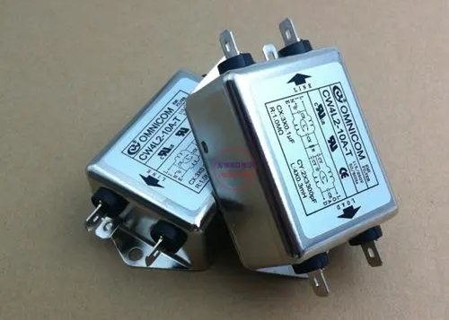 电源滤波器如何接线