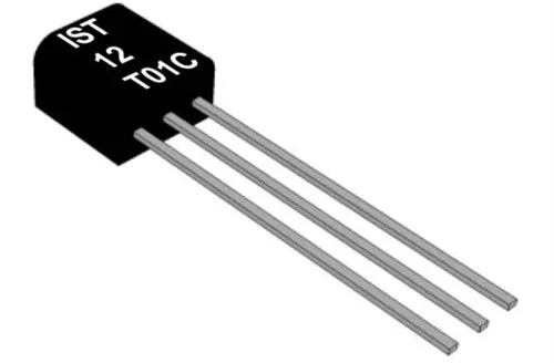温度传感器的使用方法与步骤