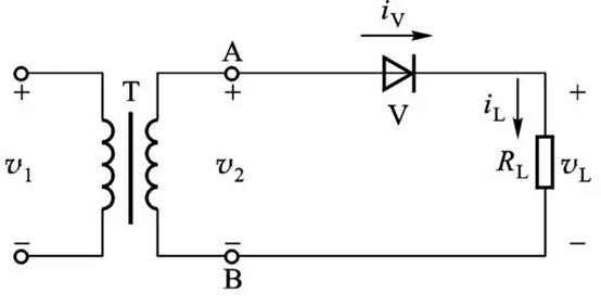 半波整流电路的特点