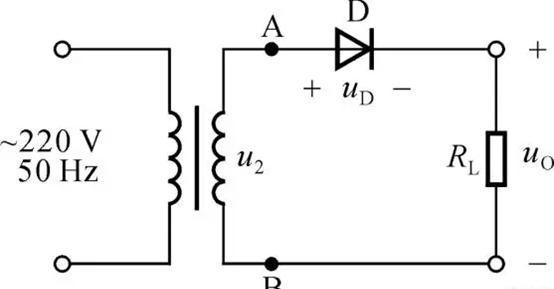 半波整流电路的作用