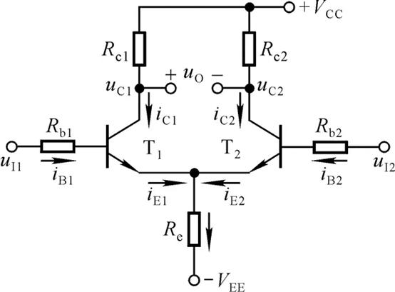 分放大电路工作原理