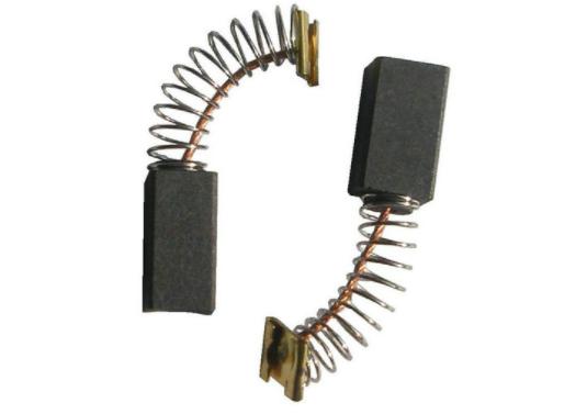电刷的作用及工作原理