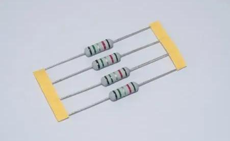 绕线电阻的计算方法