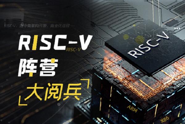 """RISC-V阵营""""大阅兵"""""""