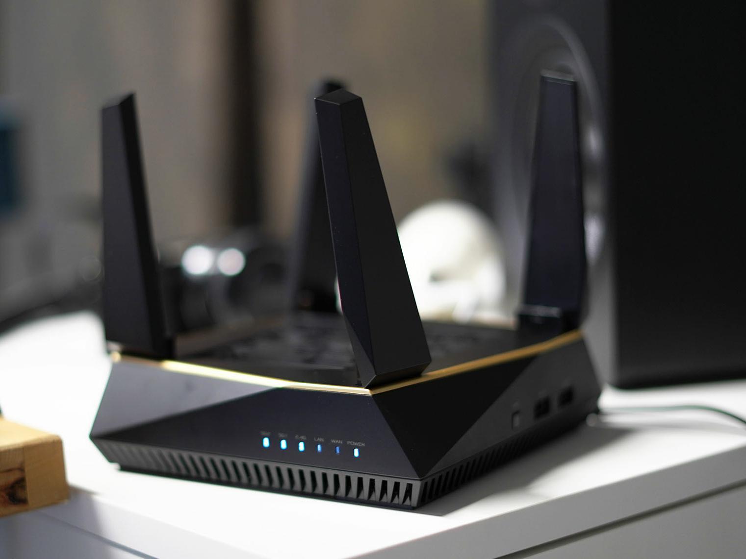 构建合适的 Wi-Fi 6 基础设施至关重要
