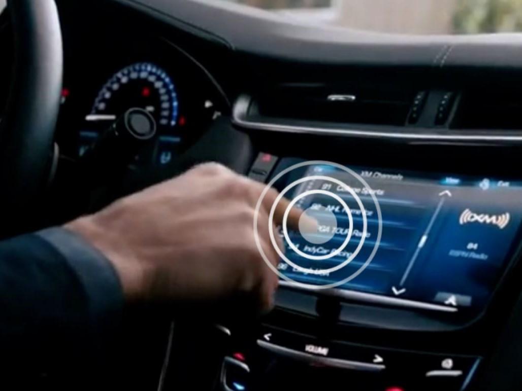 触觉反馈在汽车领域中的应用