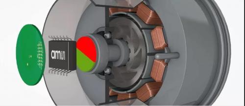 艾迈斯AS5600位置传感器1