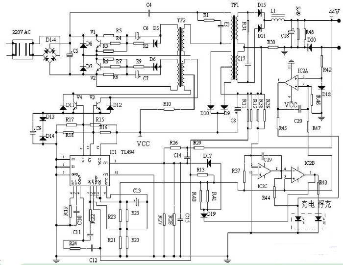 tlo84cn电路图