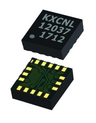 """加速度传感器新产品""""KXCNL"""""""