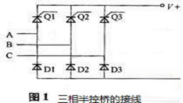 三相串联灯泡接线图